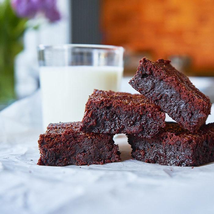 Klasyczne brownie z 5 składników