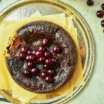 Ciasto czekoladowe z wiśniami w wersji fit