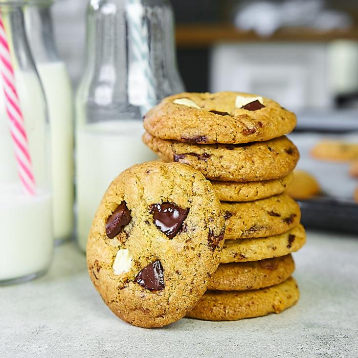 Ciasteczka Cookies z czekoladą