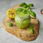 Domowy sos pesto w wersji klasycznej