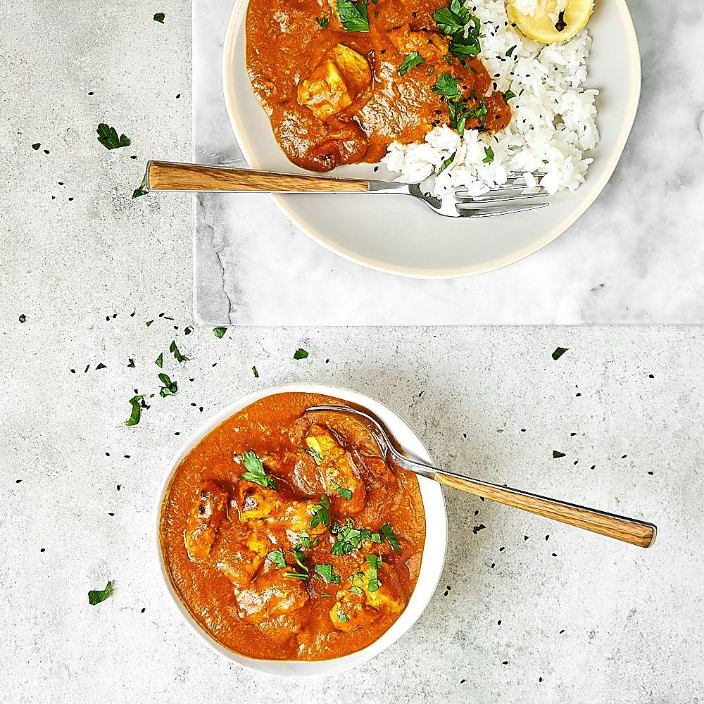Butter chicken - maślany kurczak po indyjsku