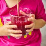 Świeżo wyciskane soki dla dzieci